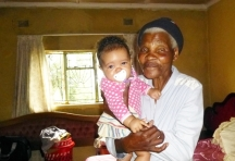 Gran and Khaya