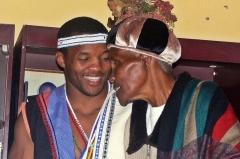 Gran and Mpho