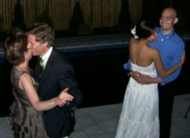 peter and catherine dancing