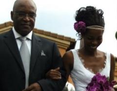 Dad Prins is Vice-Chancellor at TUT. Sister Wani a big shot Director.