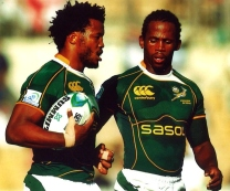 Mzwandile Stick also left the 7s to help build the Kings. He retired last month.