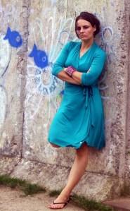 Berlin wall thuggin1
