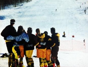 ski hugs